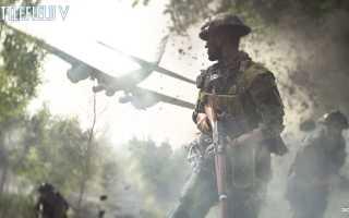 Самую популярную карту Battlefield 3 перенесли во Вторую мировую и показали в Battlefield 5