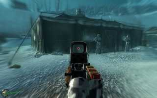 Какие есть для Fallout 3 моды на оружие?