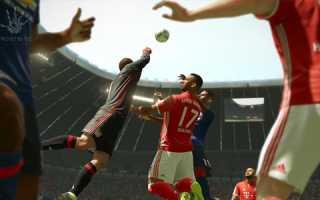 FIFA 17 побила рекорд продаж предыдущей игры в серии