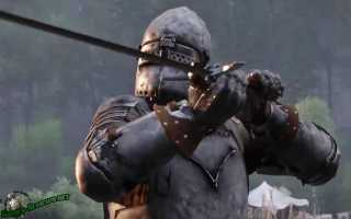 Баланс брони и оружия в Kingdom Come: Deliverance