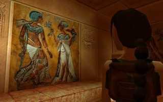 Tomb Raider: The Last Revelation HD — разработка начата!