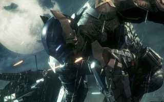 Завершена работа над Batman: Arkham VR