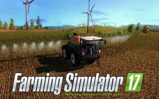 Где хранить картофель и продавать яйца в Farming Simulator 2017