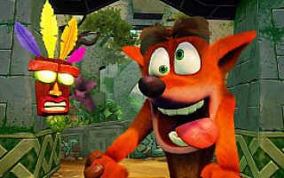 Дата выхода Crash Bandicoot на PS 4