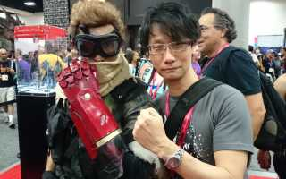 Konami рекламирует полный сборник MGS V