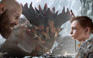 God of War: как найти и освободить всех драконов?