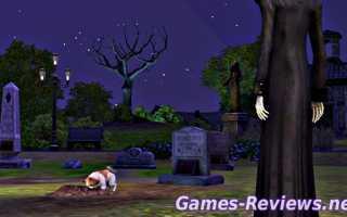 Как стать смертью в Симс 3 — гайды по Sims 3