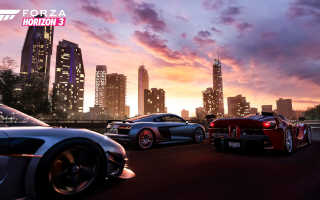 Дата выхода игры Forza Horizon 3