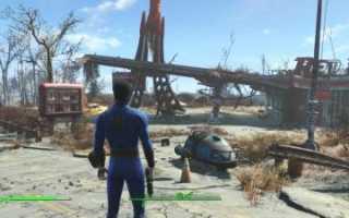 Как протянуть провод в fallout 4
