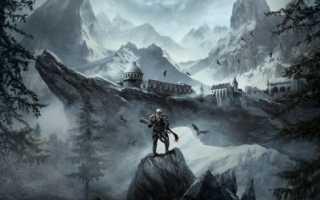 Галерея игры The Elder Scrolls Online: Greymoor