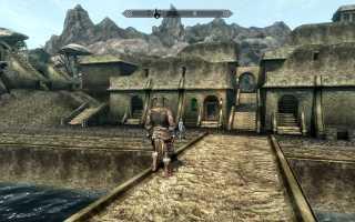 The Elder Scrolls: Skywind в первом геймплее с открытым миром Morrowind