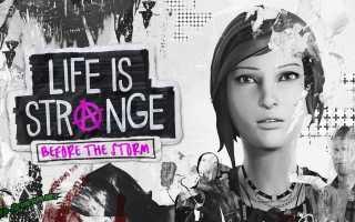 Life is Strange: Before the Storm — подробности и дата выхода
