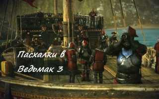 11 часть: пасхалки в Ведьмак 3: Дикая Охота