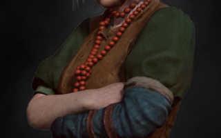 Анна Стенгер — Персонаж из Ведьмак 3: Дикая Охота
