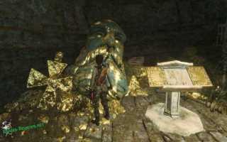 Гробница «Яма искупления» в Rise of the Tomb Raider