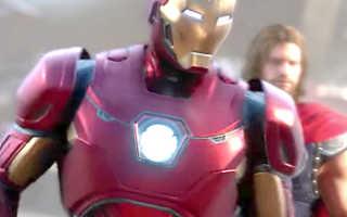 В новых «Мстителях» изменили внешность Железному человеку, Первому мстителю и Черной вдове