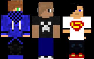 В Minecraft появились бесплатные скины