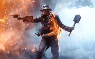 Бета-тест Battlefield 1 стал самым массовым в истории ЕА