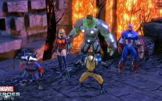 Marvel начал создание игр самого лучшего качества