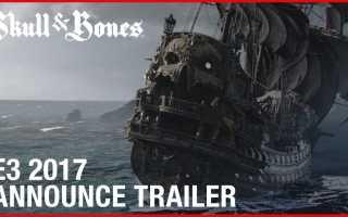В захвате кораблей Skull & Bones от авторов Assassin's Creed IV: Black Flag будет одиночная кампания