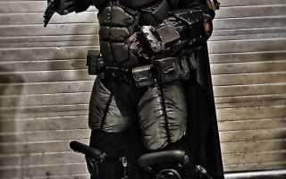 Бесплатная раздача аватаров из Batman: Arkham Knight в PlayStation Store