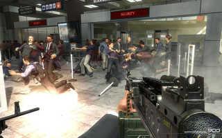В Call of Duty: Modern Warfare показали сюжетную кампанию, вызвавшую скандал в России