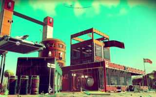 Path Finder Update в No Man's Sky