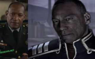3 часть: сходство персонажей с актёрами и моделями в Mass Effect 2 и 3
