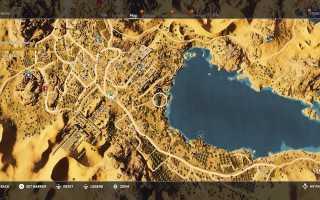 В Assasin's Creed: Origins будет откуда попрыгать