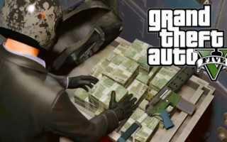 Как грабить банки в ГТА 5 и зарабатывать деньги