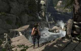 Гробница «Палата Страждущих» в Rise of the Tomb Raider