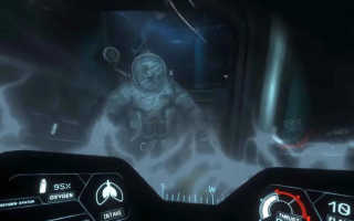 Новый подводный хоррор — Narcosis