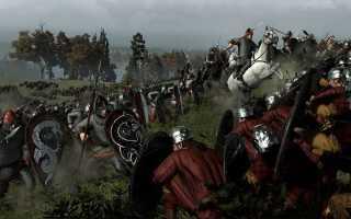Total War: Saga будет минимум трилогией
