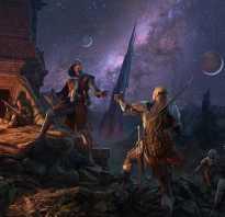 The Elder Scrolls Online на русском языке вышла официально