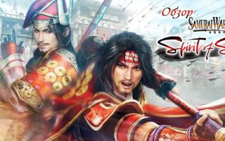 Сюжет и дата выхода игры Samurai Warriors: Spirit of Sanada