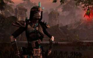 Свежие кадры аддона Morrowind для The Elder Scrolls: Online