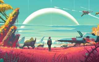 Игру Mass Effect: Andromeda собирались сделать похожей на No Man's Sky