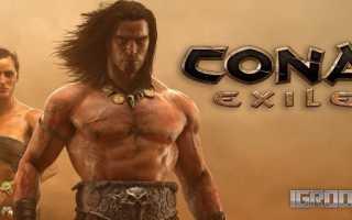Подробности игры Conan Exiles и дата выхода