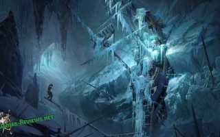 Гробница «Ледяной корабль» в Rise of the Tomb Raider