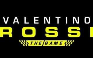 Valentino Rossi: The Game — новый гоночный симулятор, дата выхода