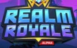 Королевскую битву Realm Royal в стиле Fortnite от создателей Paladins предлагают получить бесплатно