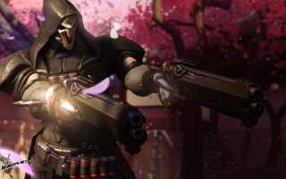 Overwatch: гайд на Жнеца