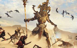 Появились новые подробности о выходе Total War: Warhammer
