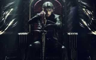 Анонс кооператива Final Fantasy XV