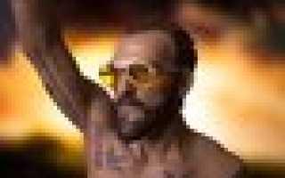Far Cry 5 — Трейлер фигурки The Father's Calling