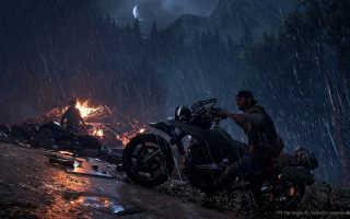 Выживание в открытом враждебном мире показали в 7 минутах геймплея Days Gone на E3 2017