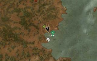 Магический Светильник Кейры в Ведьмак 3