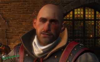 Калеб Менге — кардинал, персонаж Ведьмак 3: Дикая Охота