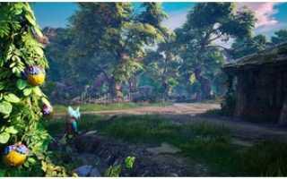 Первый геймплей новой игры Biomutant с открытым миром показали на Gamescom 2017