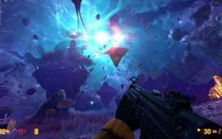Black Mesa: Xen с новыми видео мира Зен из Half-Life, который фанаты ждут 4 года